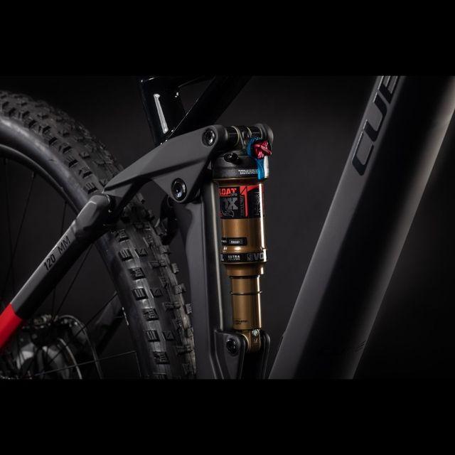 CUBE Stereo 120 HPC SLT maastopyörä 2021